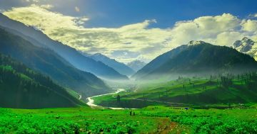 Heaven on Earth - Kashmir with Katra