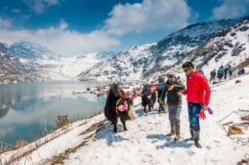 SHIMLA 2 Nights, MANALI 2 Nights, CHANDIGARH 1 Night