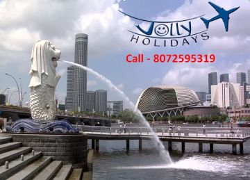 Relax at Singapore tour Rs.13000 From -Bangalore