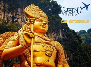 Low Cost Singapore and Malaysia Rs.25000 From Bangalore