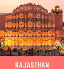 Jaipur  with Ajmer  Trip