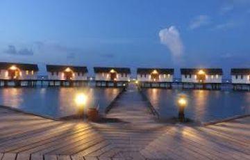 Luxurious Maldives with Reethi Beach resort