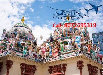 Singapore tour Rs.7000 From Bangalore