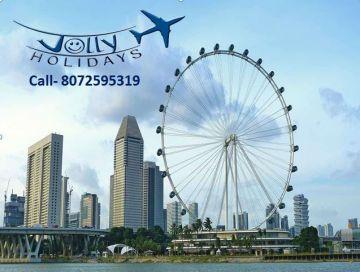 Singapore Tour  from Chennai  - Jolly Holidays