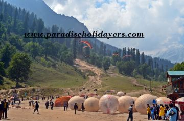 6 Days Amritsar Birbilling Dharamshala Dalhousie Best Tour Package