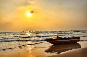 Visit Calangute Beach On Goa 8N/9D Trip @27999 INR | Call 9818705209|TriFete Holidays Pvt. Ltd, Versova Mumbai