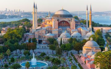 5 NIGHTS - 6 DAYS ISTANBUL - KUSADASI TOUR