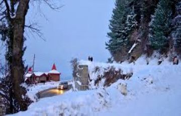 THE BEST SHIMLA MANALI TOUR BY CAB
