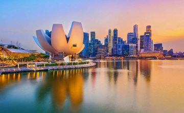Blissful Singapore