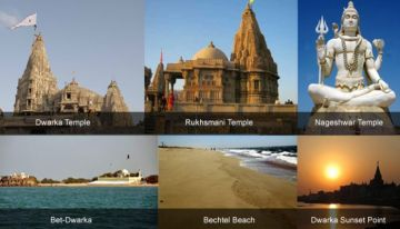 Dwarka Somnath Diu Tour Package