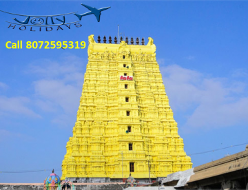Jyotirlinga Tour to Tamilnadu