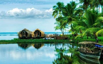 Heavenly Kerala Land Package Only - 5N/6D Starting @ INR 18,500