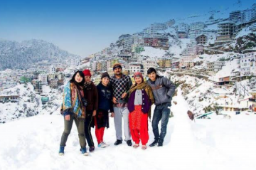 Shimla Manali Honeymoon Packages  Rs 15000