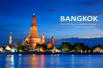 THAILAND 4NIGHTS 5DAYS