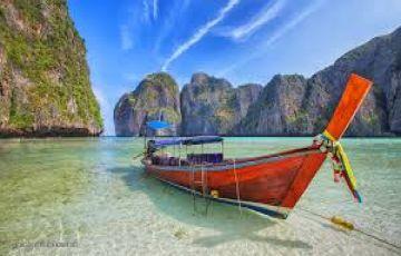 Honeymoon Bangkok Pattaya Phuket Tour Rs.19500 With Flight ticket / Call 8072595319