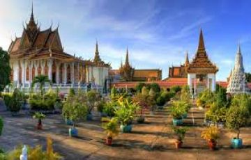 Classic Cambodia 3 Nights / 4 Days