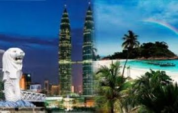 singapore & malaysia Tour Package Rs.17999 From  Jolly Holidays