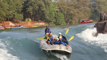 Fun at Goa with Dandeli Excursion 8 Night Only @35999 INR | Call 9818705209|TriFete Holidays Pvt. Ltd, Versova Mumbai