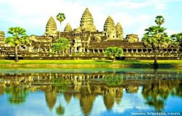 Cycling Tour To Angkor Temples In Cambodia  30% Off Call +918072595319