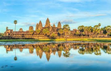 Cambodia Tour - Phnom Penh with Siem Reap Tour 30% Off Call +918072595319