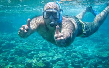 Adventure Tour At Guraidhoo Island In Maldives