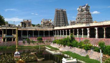 Madurai Rameshwaram Kanyakumari