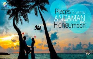 Book Your Dream Honeymoon    Andaman tour