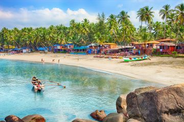 Lets Plan Your Holiday On Beach In Goa 5 Night Only @20999 INR   Call 9818705209 TriFete Holidays Pvt. Ltd, Versova Mumbai