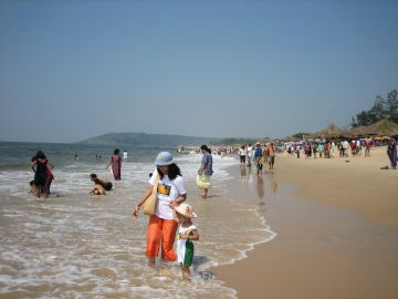 Trip to enjoy Goa @5999 call on 7004197928