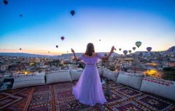 Delightful combination of Istanbul with Cave City Cappadocia