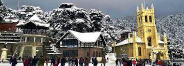 Himachal Pradesh Tour Package 08 Night 09 Days