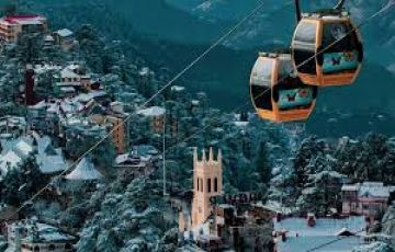 Haneymoon Himachal Tour Package 09 Night 10 Days