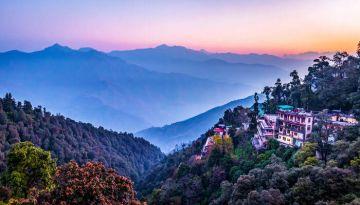 Dehradun- Mussorie- Rishikesh