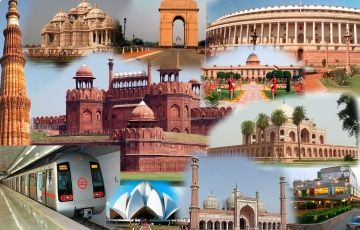 Golden Triangle With Lake Deluxe Package