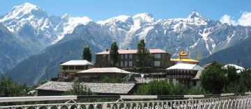 DHARAMSHALA DALHOUSIE TOUR PACKAGE 4 NIGHTS AND 5 DAYS