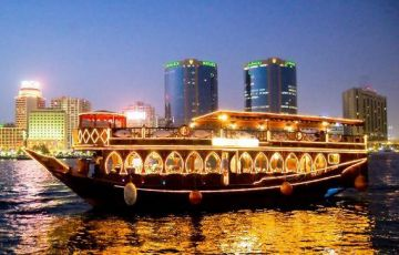 Fly to Dubai Tour Package  Rs 37000