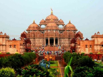 Delhi Haridwar Rishikesh Agra Mathura Delhi