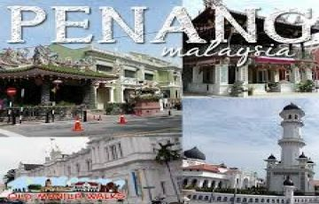 Valentine Day At Island In Penang