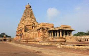 Madurai Trichy Thanjavur Rameswaram Kanyakumari 5D/4N