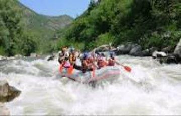 Rsihikesh Rafting 1nights/2days