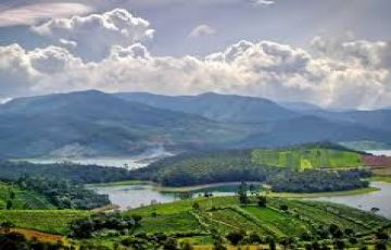 Ooty-Mysore-Bangalore Package