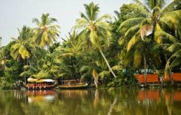 Kerala Backwater 3N 3 Night / 4 Days