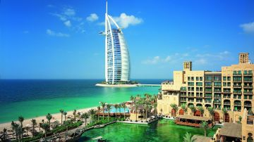 Dubai All in One 5nts / 6dys