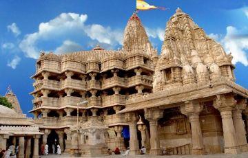 Gujarat Pilgrimage with Diu Tour package