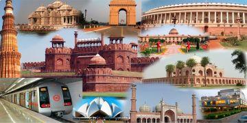 Jaipur  Agra - DELHI