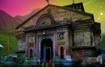 Badrinath - Kedarnath Yatra  By Helicoptor