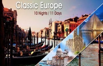Spain Exclusive Tour 4N-5D @Rs. 18,973/-