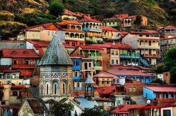 Georgia,Tbilisi Family Tour