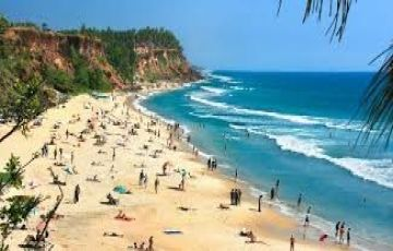 Goa Tour 03 Nights & 04 Days 06 Persons Adult  Family To