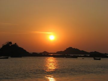Pilgrimage to Gokarna, Kolluru, Murdeshwara and sight seeing